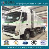 HOWO A7 escolhem o caminhão de descarregador da capacidade de carregamento do dorminhoco 30t
