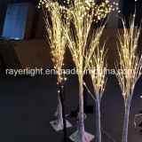 정원 Decoration를 위한 정원 Decoration Solar 100cm LED Christmas Tree Light