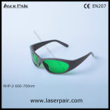 Transmittance de 30% de 635nm, 650nm, proteção Eyewear do laser 694nm de Laserpair
