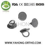 Soudable/Bondable, boutons ronds/multilingue rectangulaire