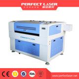 CO2 acrílico 80W e corte a laser de CO2 Máquina de gravura Pedk-9060