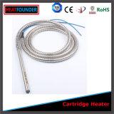 高密度暖房の管のカートリッジヒーター