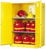 Gabinete de segurança inflamável do armazenamento químico biológico