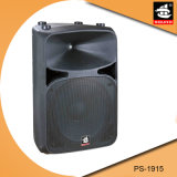 15 Zoll PROpa-Systems-Plastik-DJ-im Freien passiver Lautsprecher PS-1915