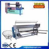 Telas não tecidas Fully-Automatic que cortam e máquina obrigatória