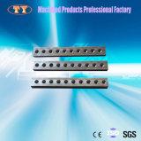Metal&Metallurgy Maschinerie-Teile CNC, der 7075/6061 Aluminiumschild fabriziert maschinell bearbeitet