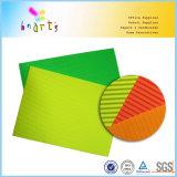 Изготавливание гофрированной бумага высокого качества дневное