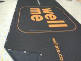 폴리에스테 직물 깃발 기치를 인쇄하는 옥외 광고 풀 컬러 디지털