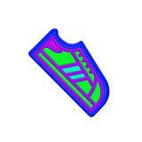 カスタムブランク冷却装置磁石のステッカー