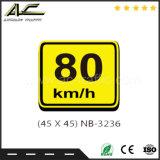 도매 알루미늄 교통 표지 사려깊은 안전 표시