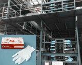 Handschuh-Nitril-Maschinerie-Vinylhandschuh, der Maschine herstellt