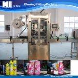 Автоматическая скачками форменный машина для прикрепления этикеток втулки Shrink бутылки