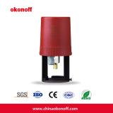 調整のための電気弁のアクチュエーター(CK32)