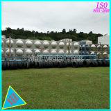 Het Drinkwater van de Opslag van de Tank van het Water van het Roestvrij staal van het lassen