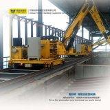 A transferência de energia electricidade transporte para a indústria siderúrgica bogies