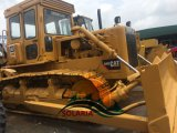 Equipamentos de construção usados trator hidráulico Cat D6D Bulldozer trator de esteiras para venda