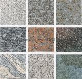 Material de construcción natural pulido/Flameados/Pulido G682/G654/G603/G664/G687/G439/G562 Blanco/Negro/gris/amarillo/rojo/rosa/marrón/beige/Piedra Verde granitos para azulejos
