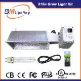 Gases com efeito de CMH botão Dimming Kits de lastro 315W CMH Piscina Crescer Kits para sistemas de cultivo hidrop ico