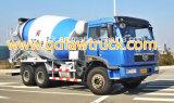 8-12 camion del miscelatore di cemento di Cbm Faw