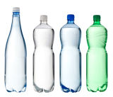 máquina plástica automática del moldeo por insuflación de aire comprimido del estiramiento de la botella de agua de 3liter 4eyes