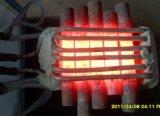 Kontinuierlich Stahleisen-Induktions-heiße Schmieden-Maschine für Schrauben 80kw