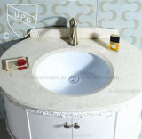 도매 미국 표준 목욕탕 세라믹 아래 설치 세척 손 물동이 수채 Sn001