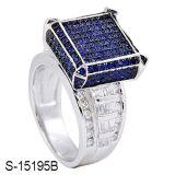 Product van uitstekende kwaliteit 925 de Zilveren Levering voor doorverkoop van de Fabriek van de Ring van Juwelen