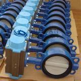 웨이퍼 압축 공기를 넣은 연약한 밀봉 나비 벨브 D671X-16c (DN50~DN200)