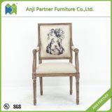 多彩カスタマイズしなさい販売(ジュディス)のための椅子を食事するデザインファブリックを