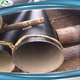 De bouw Materials ASTM A106/API 5L Gr. B Sch40/Sch80 Carbon Steel Seamless Pipe