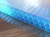 工場直売の100%年のバイヤー50um紫外線保護蜜蜂の巣のポリカーボネートシート