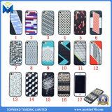 Задняя сторона обложки телефона покрашенная случаем мягкая TPU защитная в случай iPhone 7