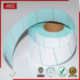 Etiquetas engomadas del papel termal