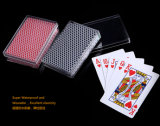 Bee Back 100% New Plastic PVC Playing Cards