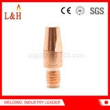 M8*30 Cucrzr Kontakt-Spitze-Schweißens-Hilfsmittel für Schweißens-Fackel