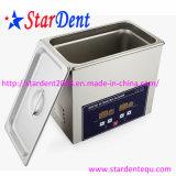 치과 단위의 3.2L 스테인리스 디지털 탁상 초음파 세탁기술자