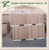 Dobra interna da mobília da madeira compensada da madeira compensada comercial do Poplar do descoramento do fornecedor de Linyi