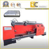 Máquina redonda de la soldadura continua de la pequeña de aire del compresor carrocería del receptor