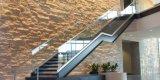 Frameless 유리제 갑판 난간/층계 방책