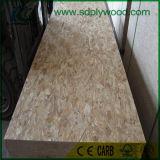 Matériau OSB3 de décoration pour la construction/meubles