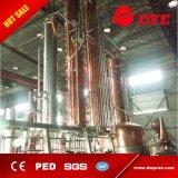 Equipamento destilando comercial do álcôol 50plate