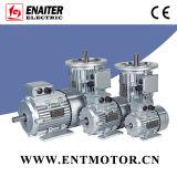 Alu que abriga o motor de C.A. elétrico para o uso largo