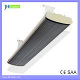 Sistema de calefacción de radiante del infrarrojo lejano para al aire libre