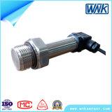 Controlador sanitário da pressão do diafragma nivelado da alta qualidade, amplitude da pressão 0~60MPa