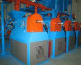 Überschüssiger Reifen der Patent-Ce/ISO9001/7, der Zerkleinerungsmaschine-Maschine/überschüssige Reifen-Zerkleinerungsmaschine/verwendete Gummireifen-Zerkleinerungsmaschine/Reifen-Zerkleinerungsmaschine/Gummireifen-Zerkleinerungsmaschine aufbereitet