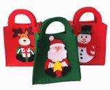 OEM estiment Candy Sac shopping de Noël pour cadeau promotionnel