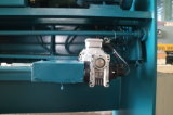 Machine de découpe de cisaillement de la guillotine hydraulique