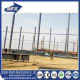 Estructuras de acero prefabricadas de la construcción de edificios del metal de China