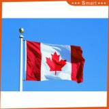 Su ordinazione impermeabilizzare e bandiera nazionale del Canada della bandiera nazionale di Suncproof