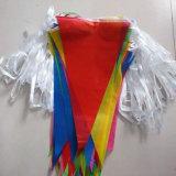 Premiers indicateurs durables populaires colorés d'étamine de triangle pour la décoration
